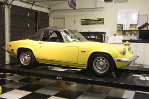 Yellow Lotus Elan