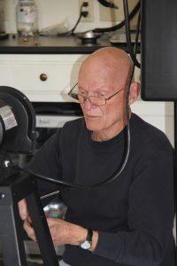 Photo of David Barnett