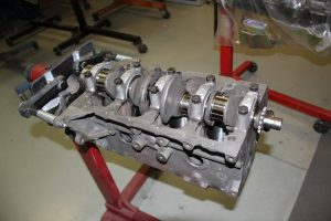 engine crank shaft