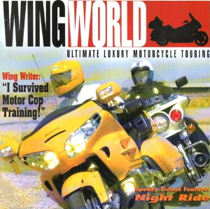 Wing World cover