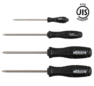 set of 4 screwdrivers