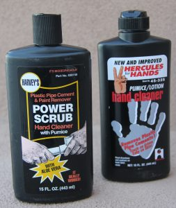 Willian H. Harvey hand cleanershand cleaner