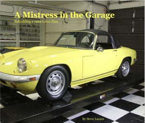 A Mistress in the Garage (cover)