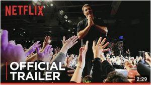 trailer for Tony Robbins film